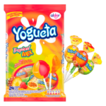 Yogueta Tropical / Tropical Lollipop x 24